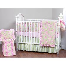 Floral Crib Bedding Sets Baby Nursery Cool Picture Of Accessories For Baby Nursery