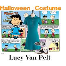 Lucy Halloween Costume Halloween Costume Lucy Van Pelt Peanuts Comic Polyvore