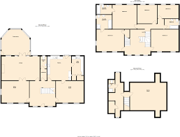 Georgian Floor Plan by 5 Bedroom Detached House For Sale In Newton Road Newton Sa3 Sa3