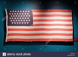 Star Flags Replica Of 47 Star Flag New Mexico History Museum Santa Fe New