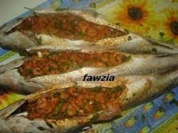 cuisiner le mulet mulets farcis poissons les délices de fawzia