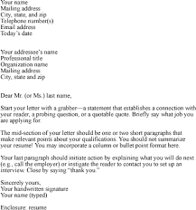 cover letter how to address a cover letter how to write a cover letter