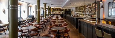 cuisine brasserie east restaurants and bars andaz liverpool