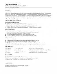 sle seo resume cv sle administrative officer security template description