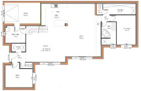 plan maison etage 4 chambres 1 bureau plan maison 2 chambres plan plan maison 50 m 2 chambres