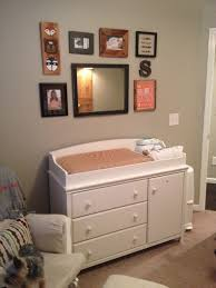 South Shore Changing Table Rustic Woodland Nursery Project Nursery