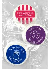 mint to be favors db exclusive personalized savers mint favors david s bridal