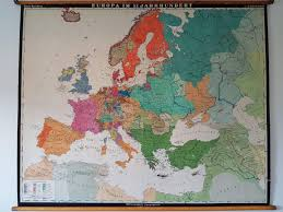 Europe Map Puzzle by Europe In The 16th Century Old German Map Unsure Of Age