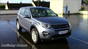 blue land rover discovery 2017 172 land rover discovery sport se td4 awd 150 ps