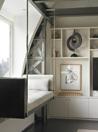 Suspended Loft Bed From Ceiling by Get In The Swing Of Things With A Hanging Bed