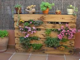 garden ideas with pallets pallet garden ideas 21 vertical pallet