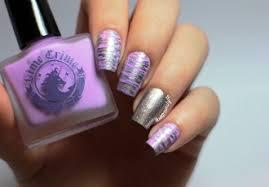 fan brush nail art tutorial amazingnailart org