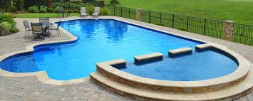 Swimming Pool In Backyard by Pool Service Huntsville Custom Swimming Pools Madisonjohnson