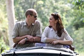 Prince William And Kate Prince William And Kate Middleton Celebrate Fourth Wedding