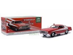 Ford Gran Torino Starsky And Hutch Greenlight Collectibles 1976 Ford Gran Torino Starsky And Hutch