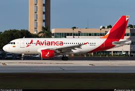Avianca Route Map by Avianca Fleet Details And History
