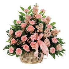 basket arrangements classic sympathy basket arrangement 1 800 flowers 4 gift seattle