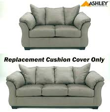 replacement sofa seat cushions replacement leather couch cushion covers replacement sofa cushions