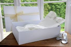 wedding dress storage boxes how to clean and preserve your wedding dress wedding inspiration