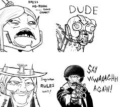 Pics Of Meme Faces - warhammer 40k meme faces by cylias fur affinity dot net
