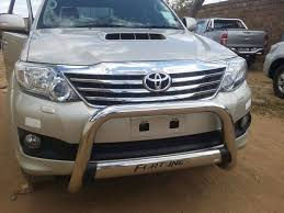 2014 toyota fortuner car showroom zambia online car market