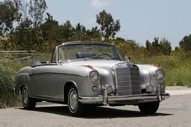 classic mercedes 1960 mercedes benz 220 se convertible by classic showcase