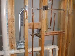 basement beautiful basement bathroom plumbing rough in cost