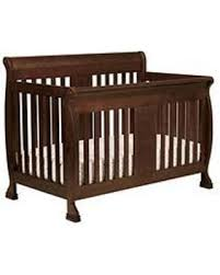 Convertible Crib With Toddler Rail Sale Porter 4 In 1 Convertible Crib W Toddler Rail Espresso