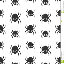 halloween wallpaper pattern seamless pattern with simple spiders stock vector image 57840168