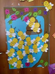 bee door decorations for kids 1 funnycrafts
