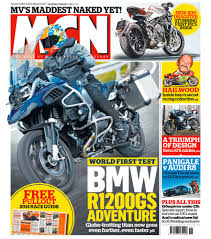 new mcn 5 feb world first test bmw r1200gs adventure mcn