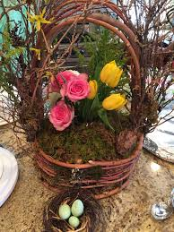 the gracious posse tag easter flowers