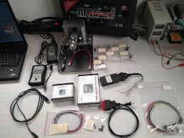 master magpro2 x17 bdm tcunlock frame probes full set