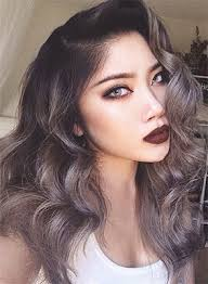 gray hair color trend 2015 2015 hair color trends guide simply organic beauty