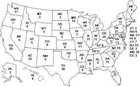 us map with state abbreviations and time zones usa time zones map black and white stock vector 522530012