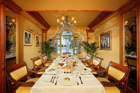 Biltmore Dining Room by Biltmore Hotel Miami Coral Gables