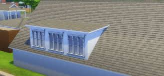 Building A Dormer Sims 4 Building Split Levels Lofts And Dormer Windows