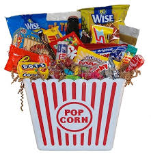 junk food basket junk food gift at gift baskets etc