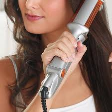 hair online india buy rotating hair straightener and curler online at best price in