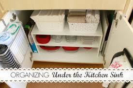 under cabinet storage expandable under sink organizer under