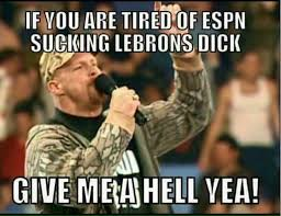 Dick Sucking Meme - 22 meme internet if you are tired of espn sucking lebrons dick give