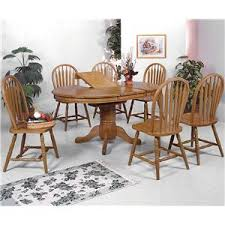 solid oak dining table and 6 chairs table and chair sets charleston summerville mount pleasant and