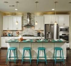 Countertop Stools Kitchen Turquoise Bar Stools Foter