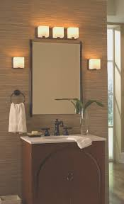 bathroom above mirror lighting bathrooms inspirational home
