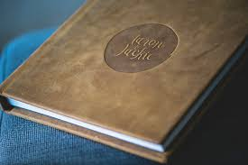 Art Leather Wedding Albums Hand Crafted Wedding Albums Lionheart Photography