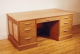 Panel Desk Desks U2014 Joseph Van Benten Furnituremakers