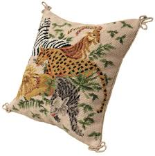 28 antelope needlepoint pillow ballard designs 14 quot antelope needlepoint pillow ballard designs 14 quot needlepoint pillow african animal world lion cheetah