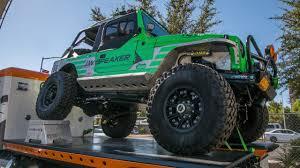 jeep forward control sema cora jokinen displays race jeep at 2016 sema show youtube