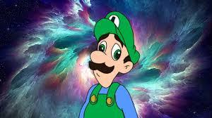 Mama Luigi Meme - mama luigi but he s a shooting stars meme youtube