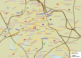 moscow map world city rail map of moscow russia johomaps